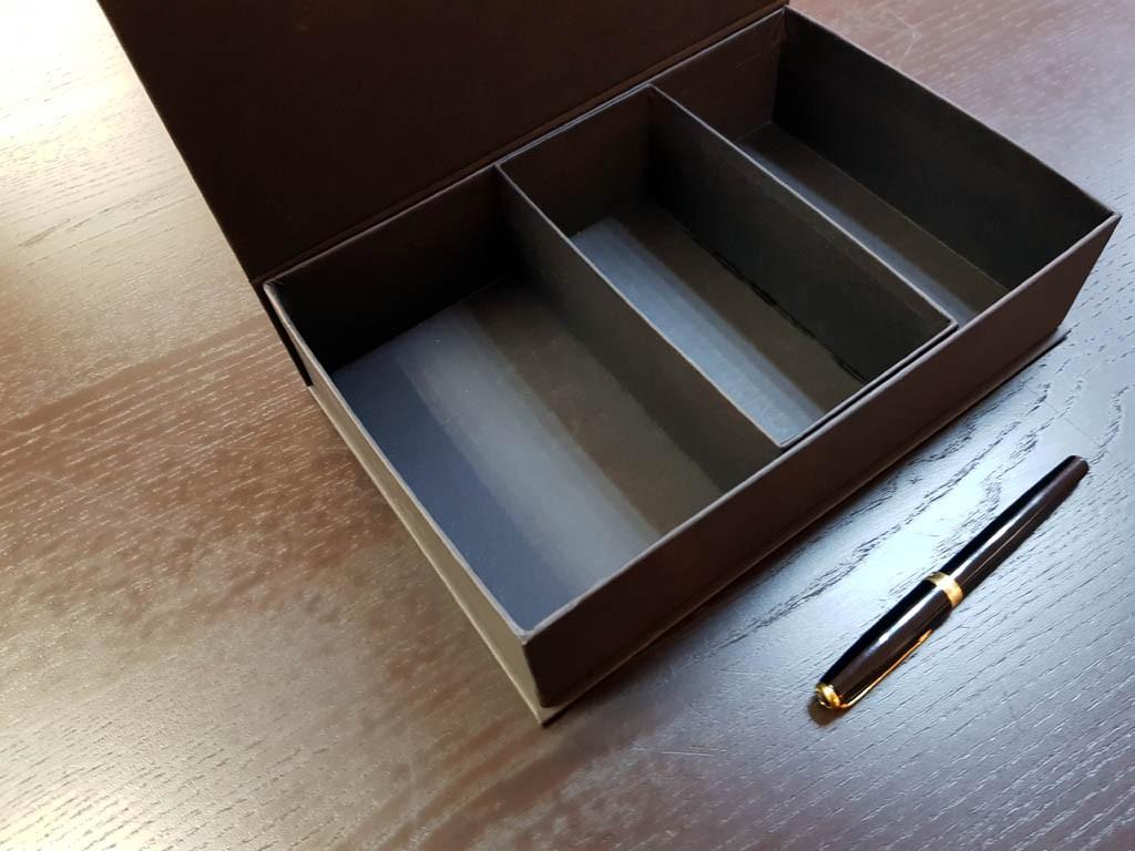 Cutie rigida pentru accesorii barbati - 2