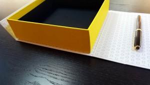 5 Cutie de lux din carton rigid