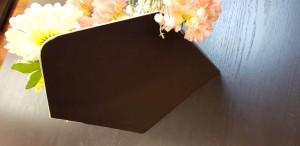 Cutie de lux in forma de plic pentru aranjamente florale - 10 Cutie de lux in forma de plic pentru buchete de flori