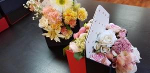 Cutie de lux in forma de plic pentru aranjamente florale - 4