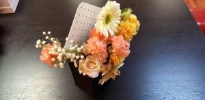 Cutie de lux in forma de plic pentru aranjamente florale - 6 Cutie de lux in forma de plic pentru buchete de flori