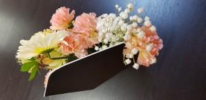 Cutie de lux in forma de plic pentru aranjamente florale - 7 Cutie de lux in forma de plic pentru buchete de flori
