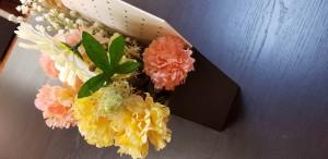 Cutie de lux in forma de plic pentru aranjamente florale - 8 Cutie de lux in forma de plic pentru buchete de flori