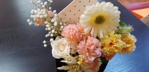 Cutie de lux in forma de plic pentru aranjamente florale - 9 Cutie de lux in forma de plic pentru buchete de flori