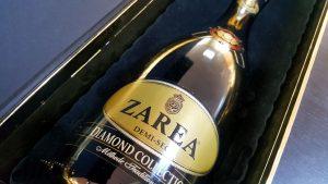 Cutie de lux pentru sticle cu bauturi (sampanie, vin)