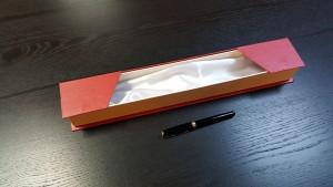 Cutie rigida cu magnet pentru cravata sau alte accesorii - 1 Cutie rigida cu magnet pentru cravata sau alte accesorii