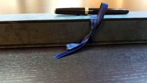 Cutie rigida cu panglica pentru o floare - 5 Cutie rigida cu panglica pentru o floare