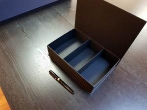 Cutie rigida pentru accesorii barbati - 1