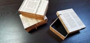 Cutie rigida pentru papion - 4