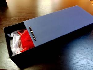Cutie rigida pentru peruci - 1