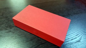 Cutie rigida pentru praline cu magnet - 2
