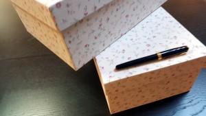Cutie speciala pentru cadouri - 2 Cutie speciala pentru cadouri