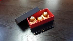Cutii cu gat din carton rigid - 3 Cutii rigide cu gat (guler)
