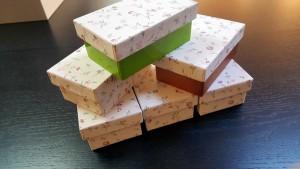 Cutii pentru cadouri speciale - 7 Cutii pentru cadouri speciale