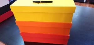 Cutii rigide pentru genti - 2