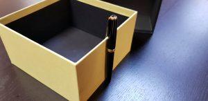 Cutie de lux pentru produse cosmetice