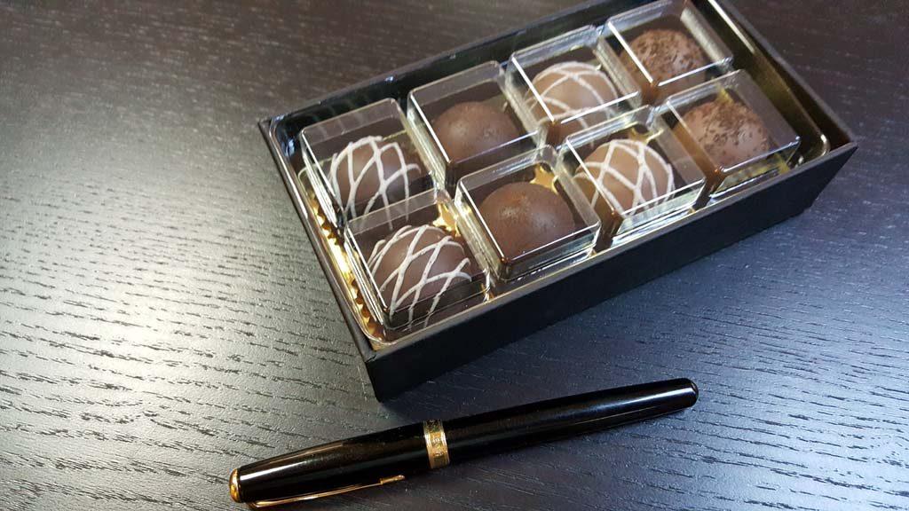 Cutie pentru 8 bomboane - 4
