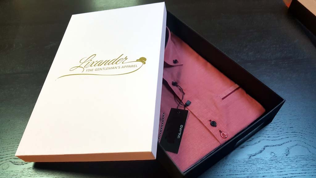 1-cutie camasi Lixander