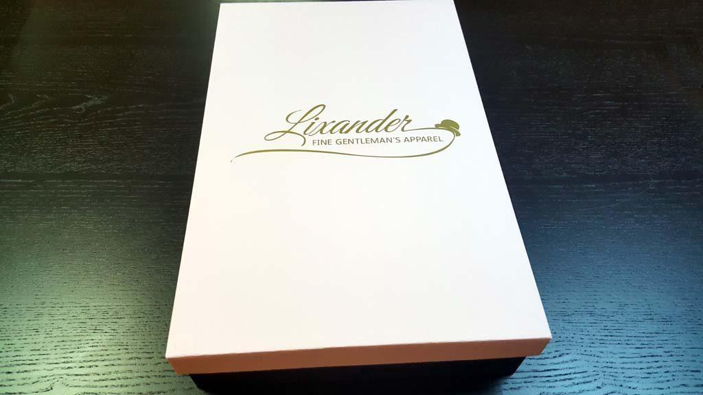 2-cutie camasi Lixander