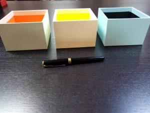 Fund din mucava pentru cadouri speciale (model 6090)